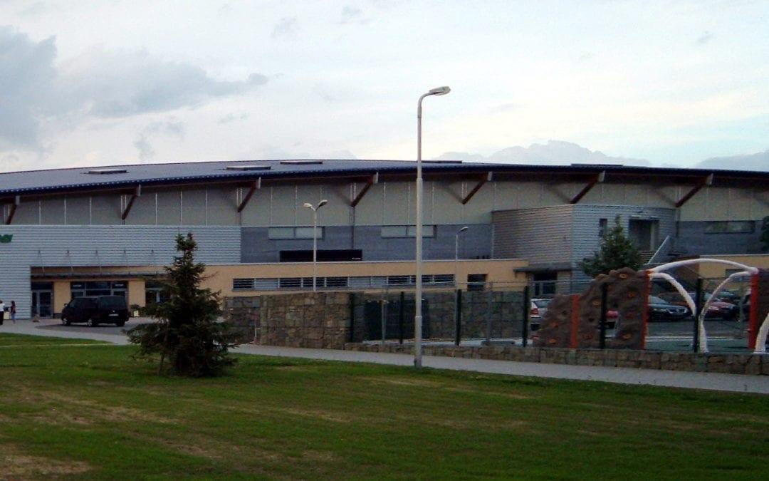 Doplnění výroby tepla a elektřiny pro zimní stadion a aquapark pomocí kogenerační jednotky, Kravaře