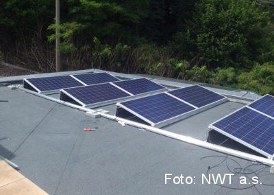Fotovoltaická elektrárna, Frýdlant nad Ostravicí