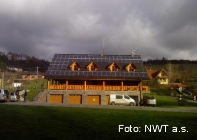 Fotovoltaická elektrárna,Břestek