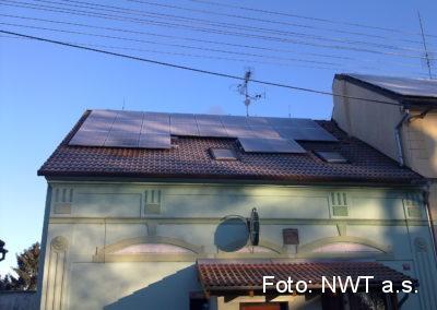 Fotovoltaická elektrárna, Heřmanova Huť