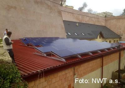 Fotovoltaická elektrárna, Nitra