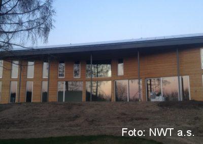 Fotovoltaická elektrárna, Útěchvosty