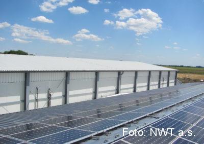 Fotovoltaická elektrárna, Vel´ká Mača