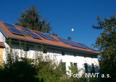 Fotovoltaická elektrárna, Vyškov