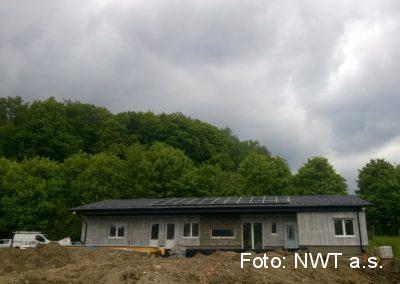 Fotovoltaická elektrárna, Provodov