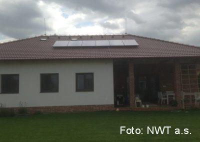 Fotovoltaická elektrárna, Senec