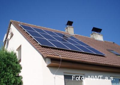 Fotovoltaická elektrárna, Míškovice