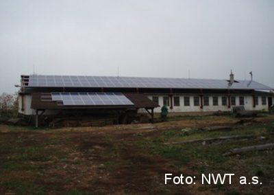 Fotovoltaická elektrárna, Myslibořice