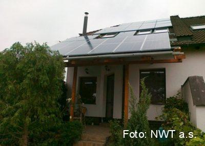 Fotovoltaická elektrárna, Chrudim