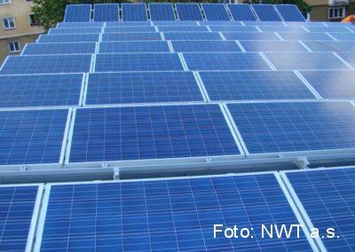 Fotovoltaická elektrárna, Nové Jesenčany