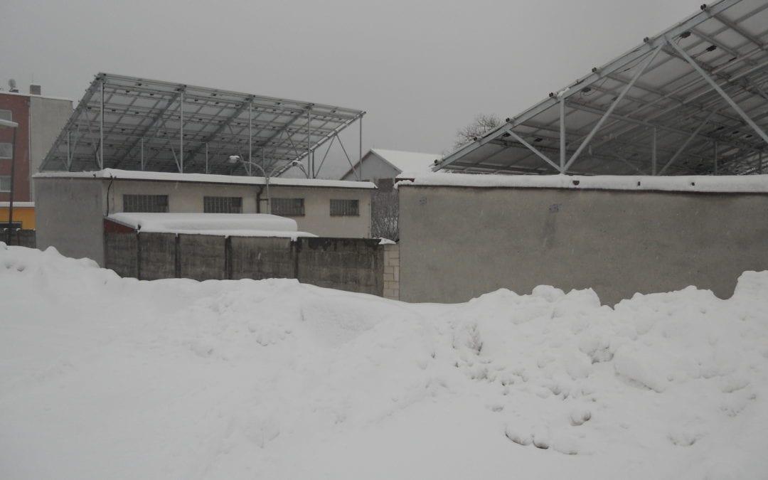 Fotovoltaická elektrárna, Valašské Klobouky