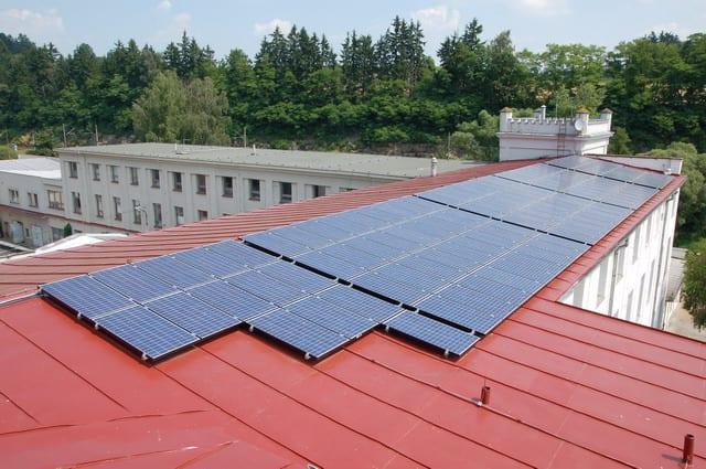 Fotovoltaická elektrárna, Světlá nad Sázavou