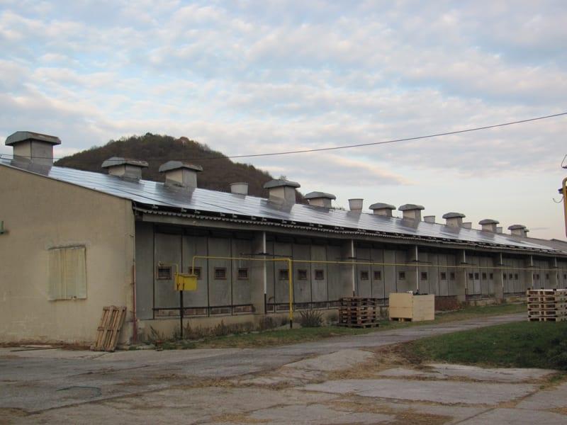 Fotovoltaická elektrárna, Nemecká