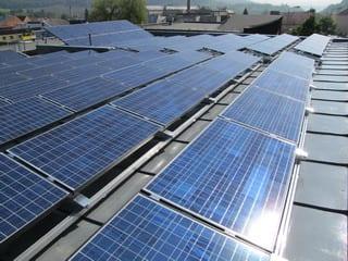Fotovoltaická elektrárna, Moravská Třebová