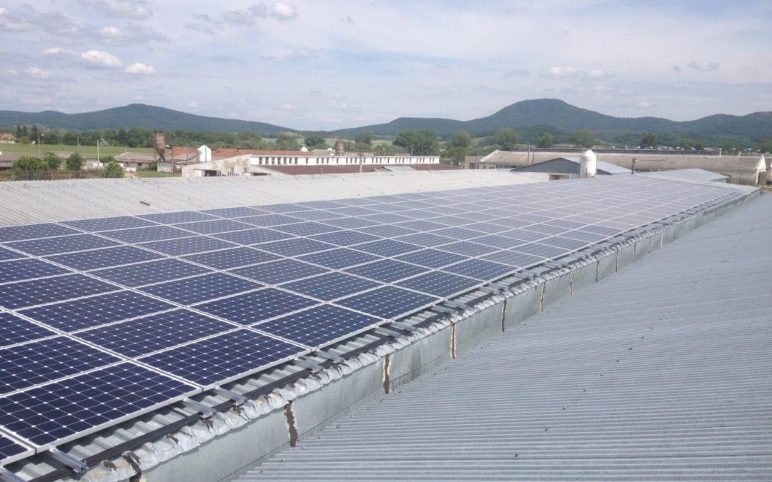 Fotovoltaická elektrárna, Jelšovce