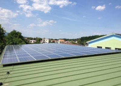 Fotovoltaická elektrárna, Jacovce