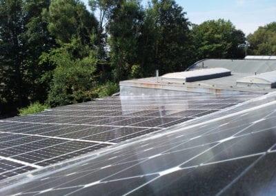 Fotovoltaická elektrárna, Šumperk